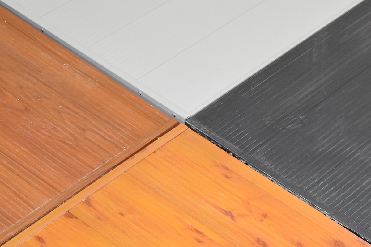 Alumi-Deck™ Optional Finishes