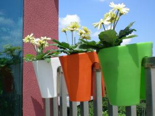 BALCONEE Planters, balcony planters