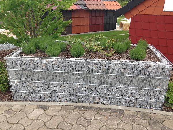 Trioostone Gabion Walls & Décor